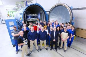 Usine KTN Nobitz GmbH, Groupe Hutchinson Aerospace